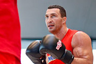Without Steward in Corner, Klitschko Readies for Title Defense