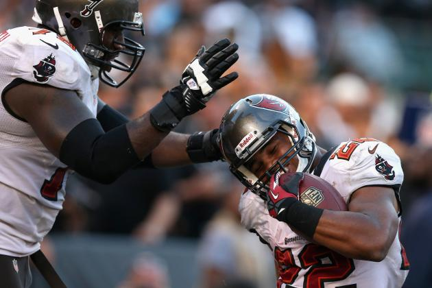 Bucs' Doug Martin Asks Fans for Nickname Ideas