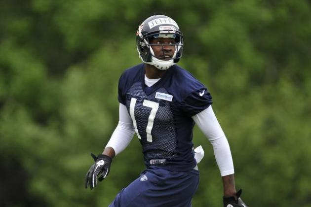 Bears Receiver Alshon Jeffery Returns to Practice