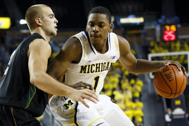 Michigan Basketball: Will Mitch McGary or Glenn Robinson III Make Bigger Impact?