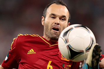 Andrés Iniesta: Football Isn't a Science. We Play This Way Because It Suits Us