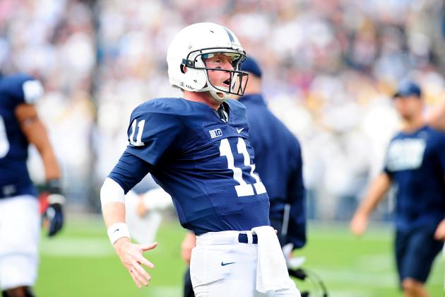 Confident Matt McGloin Blossoms at QB for Penn State