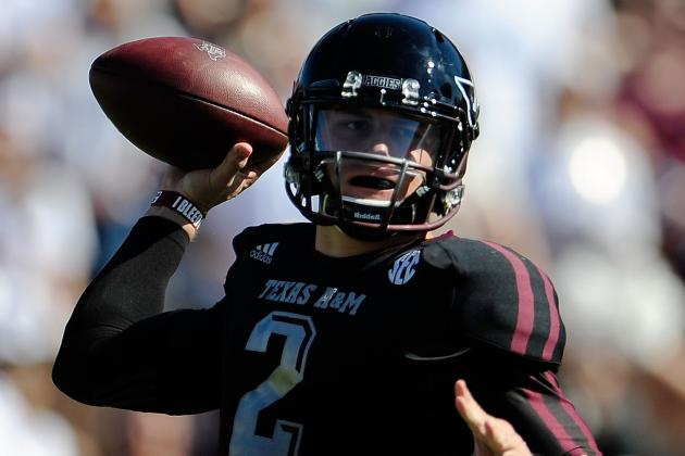 A&M's Sumlin on Oregon's Mariota Compared to Johnny Football