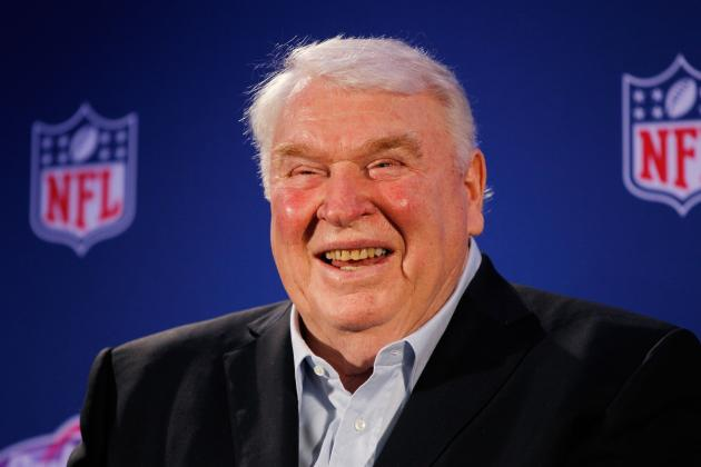 John Madden Is Not Too Impressed with the Undefeated Falcons