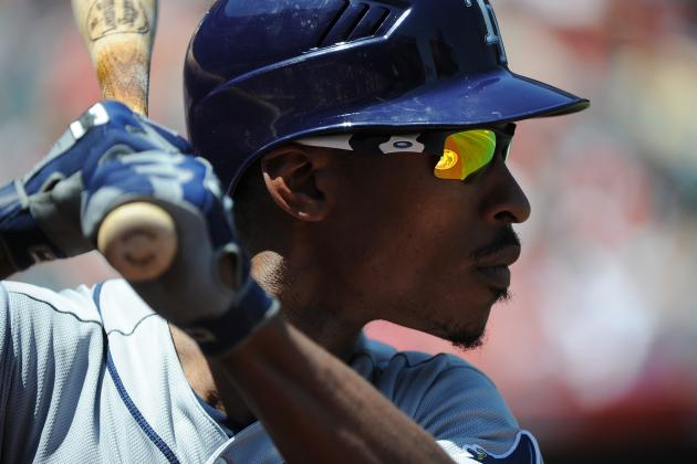 Tampa Bay Rays: Is B.J. Upton an Overrated Player?