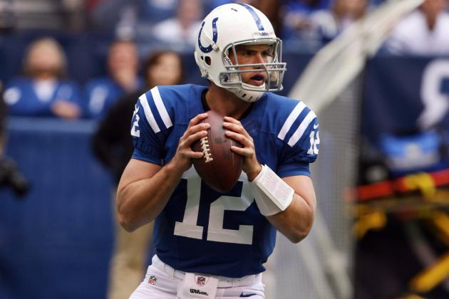 Has Andrew Luck Put Himself in the MVP Race with Surging Colts?