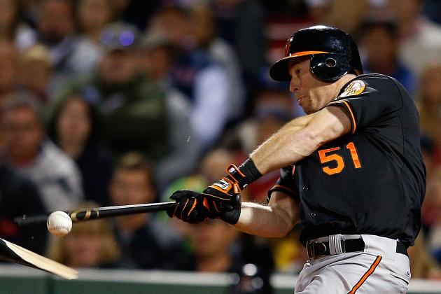 Orioles Re-Sign Lew Ford
