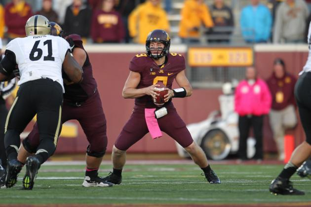 Gophers Football: Illinois (again) Can Fix What Ails Minnesota