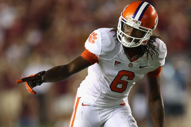 Consistency Marks DeAndre Hopkins' Assault on Clemson Records