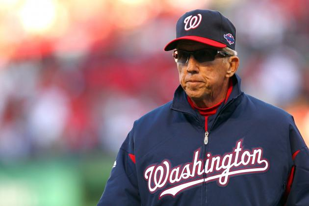 Washington Nationals Reportedly Agree on 1-Year Deal with Manager Davey Johnson