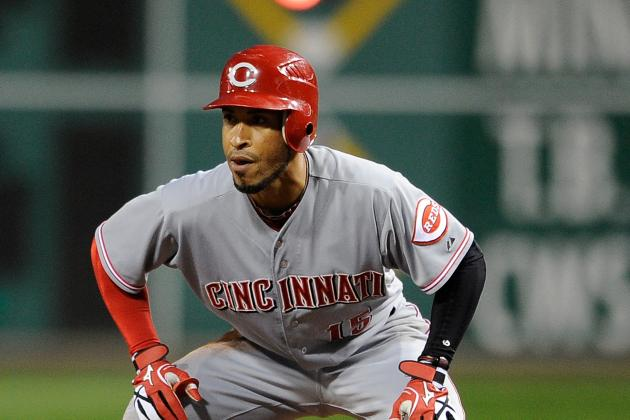 Reds LH Bray, INF Valdez Become Free Agents