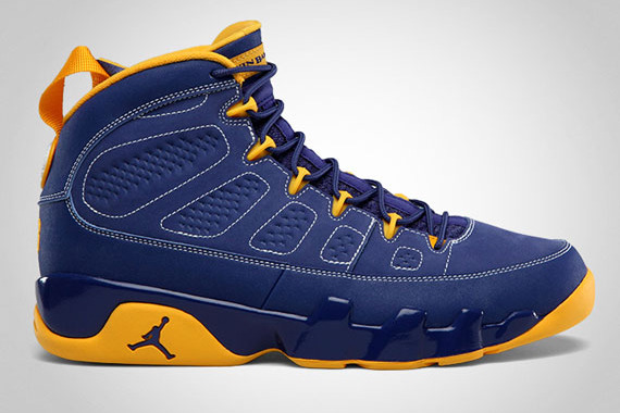 Breaking Down New Air Jordan IX 'Calvin Bailey' Shoes