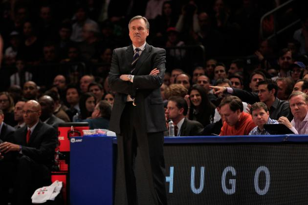 Mike D'Antoni's Up-Tempo Style Would Be Death Sentence for Aging Lakers