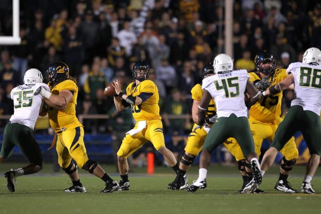 Beleaguered Bears Try to Overcome Longest of Odds Against No. 2 Oregon