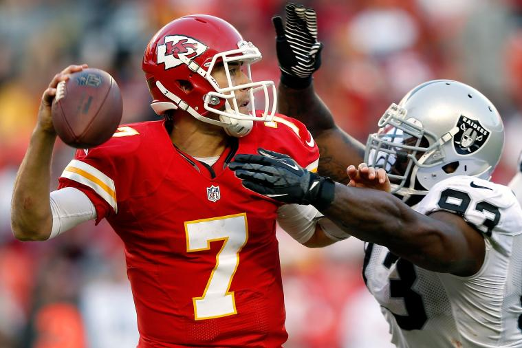 Is Matt Cassel the Victim of His Supporting Cast?