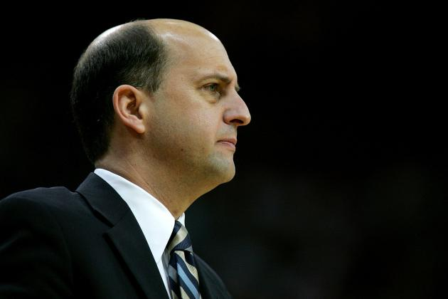 Should L.A. Lakers Nab Jeff Van Gundy After Firing Mike Brown?