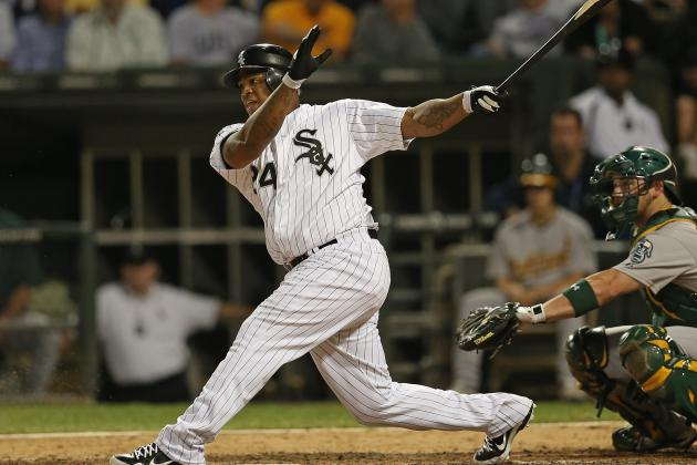 MLB Trade Rumors: Could Trading Dayan Viciedo Benefit the Chicago White Sox?