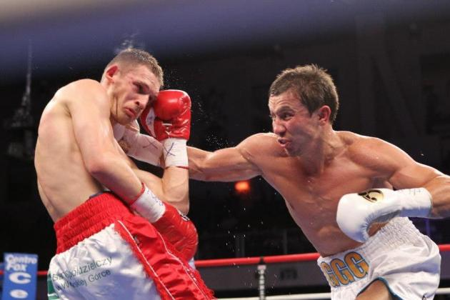 Gennady Golovkin Could Move Up in Weight for January 19 Fight