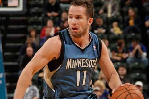 JJ Barea out Tonight vs. Pacers with Foot Sprain