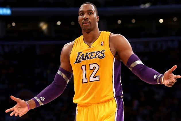 Report: Dwight Howard Wants Phil Jackson as Lakers Coach
