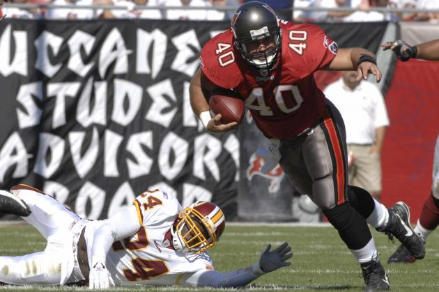 Mike Alstott: The Last True Fullback in NFL History