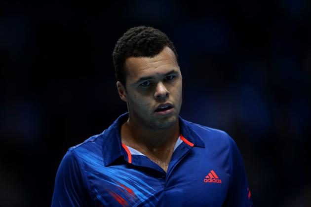 ATP World Tour Finals 2012 Scores: Players Who Disappointed on Day 5