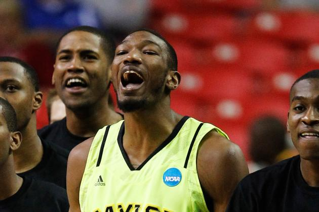 Baylor's Big Men Take Center Stage in Win over Lehigh