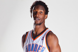 Hasheem Thabeet out with Ankle Sprain