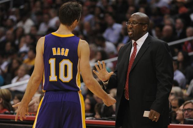 NBA: Lakers Made a Mistake by Firing Mike Brown