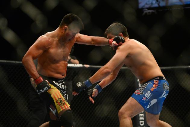 UFC on Fuel 6: Should Cung Le Be Taken Seriously as a Top Middleweight?
