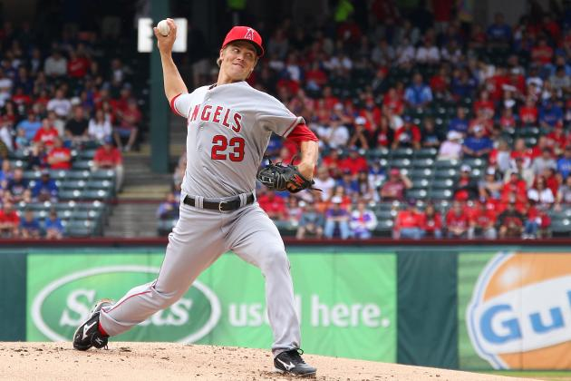 2013 MLB Free Agents: Chasing Zack Greinke Will Cost Texas Josh Hamilton