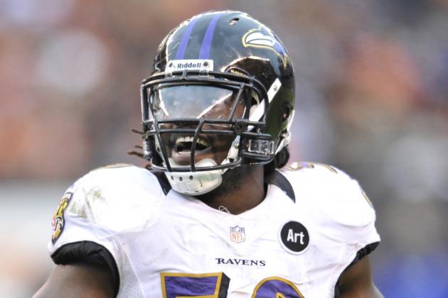 Ravens' Dannell Ellerbe Calls $10,000 Fine 'B.S.'