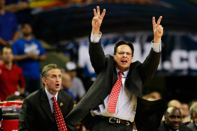 Indiana Hoosiers Extend Basketball Coach Tom Crean Through 2020 Season