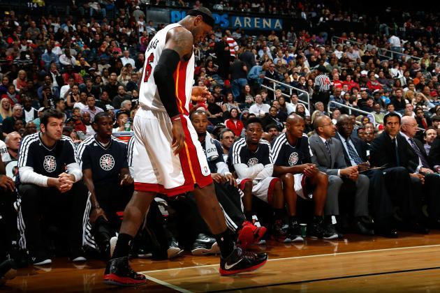 LeBron James Injury: Updates on Heat Star's Knee