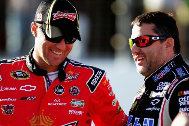 Rumor of Kevin Harvick's Move to Stewart Haas Racing Has NASCAR Talking