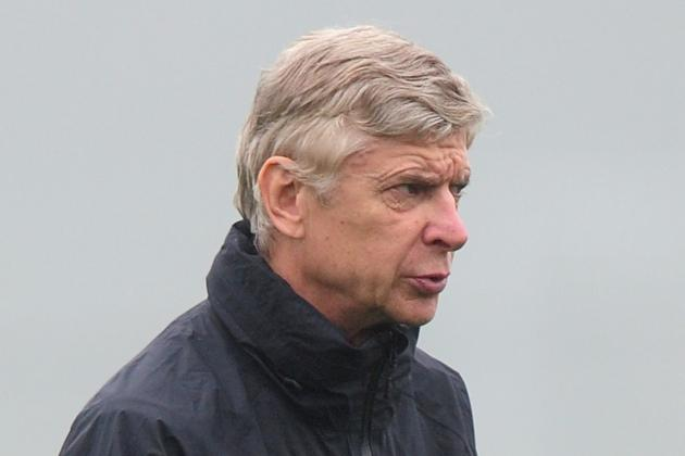 Wenger: Even the Best Take Time to Adapt