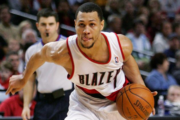 Brandon Roy Leaves Game vs. Pacers with Sore Knee