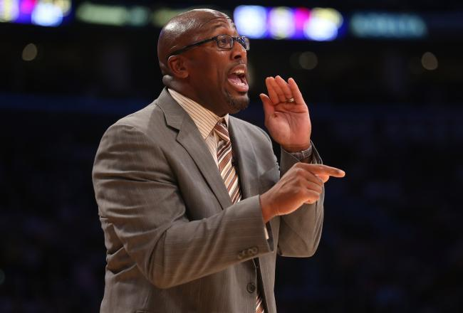 The Lakers say so long to former coach Mike Brown