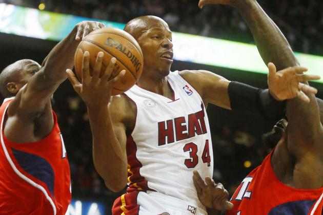 Miami Heat vs. Atlanta Hawks: Live Score, Results and Game Highlights