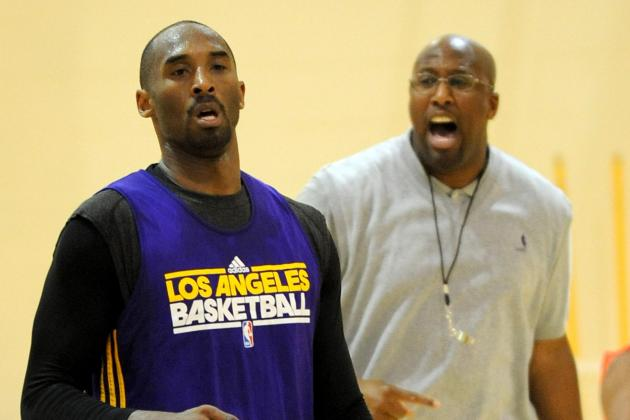 Can Kobe Bryant Win with Any Coach Other Than Phil Jackson?