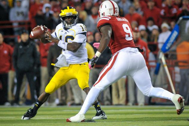 Michigan Football: Odds for Wolverines' Potential Bowl Game Matchups