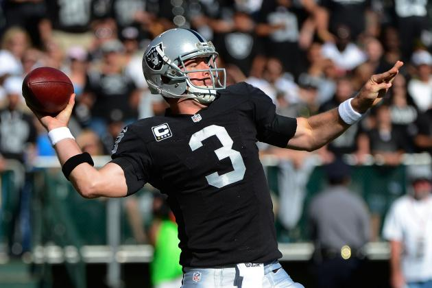 Is Carson Palmer Proving to Be a Franchise QB for Oakland Raiders?