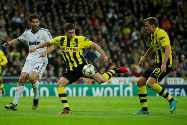 Juventus Set Sights on Borussia Dortmund Star Robert Lewandowski
