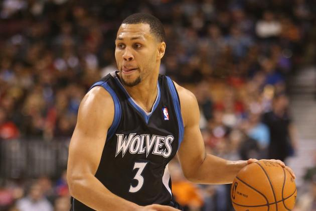 Brandon Roy Leaves Game vs. Pacers with Knee Soreness