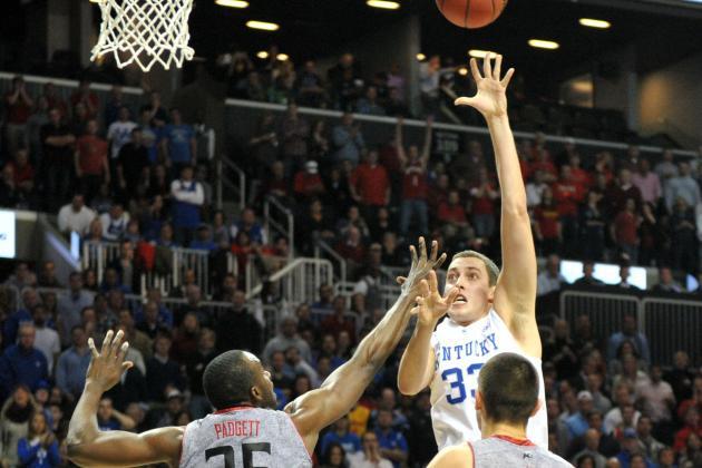 Kentucky vs. Maryland: No. 3 Wildcats Survive Season Opener 72-69