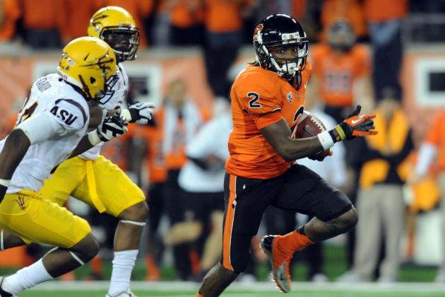 Oregon State Football: Players to Watch vs. Stanford