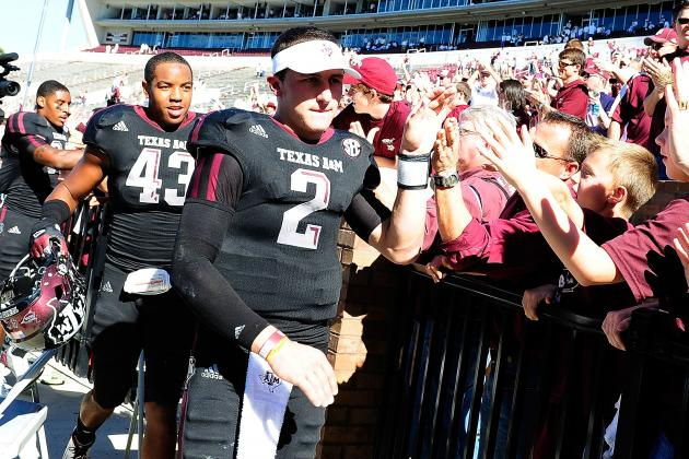Texas A&M vs. Alabama: Breaking Down Blueprint to Aggies Upsetting Crimson Tide