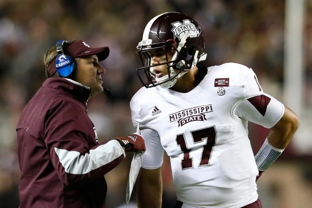 Mississippi State vs. LSU: Keys to Bulldogs Avoiding Third Straight SEC Loss
