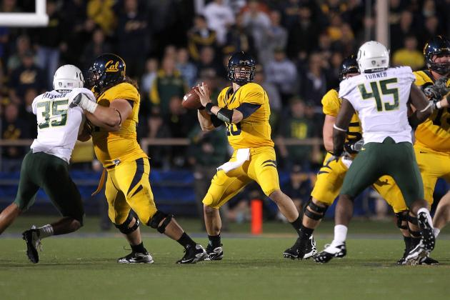 Oregon vs. Cal: Why Ducks Are on Upset Watch Against Golden Bears in Berkeley