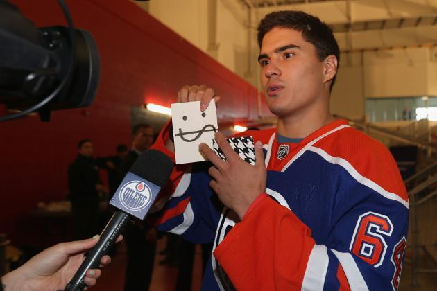 Edmonton Oilers Prospect Nail Yakupov Looking to Improve